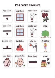 Obrázkové zpívání – Monika R. Preschool Activities, Album, Comics, Picasa, Autism, Cartoons, Comic, Comics And Cartoons, Comic Books
