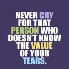 Good words to live by. Most of the time it is not worth it.