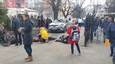 Plan roşu după ce directoarea Şcolii nr.1 din Buzău a intrat cu maşina într-un grup de părinţi - https://goo.gl/Aj1ZFr