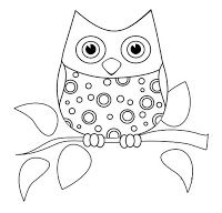 cute owl drawing for kids and cute owl coloring pages to print - owl drawing Coloring Pages To Print, Printable Coloring Pages, Colouring Pages, Adult Coloring Pages, Coloring Pages For Kids, Coloring Sheets, Coloring Books, Kids Coloring, Free Coloring