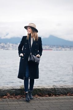 hat coat effortless lazy day outfit, online shopping, women's fashion, street style, fashion tips, what to wear when you don't have anything to wear