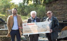 Mécénat : Technitoit offre 6 000 € au Musée de l'ardoise de Trélazé | Tendance travaux, le blog Technitoit
