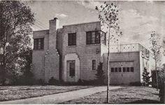 More Fabulous Art Deco and Art Moderne House Plans! | Art Deco Resource
