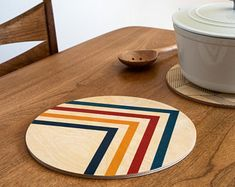Small batch art design & decor for the modern home. by Tramake Place Mats, Etsy Seller, Creative, Modern, Home, Design, Decor, Art, Wooden Trays