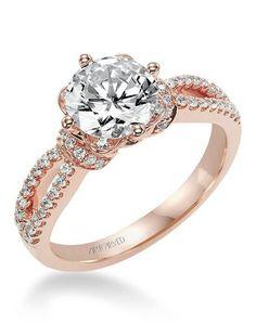 Ring,  rose gold!
