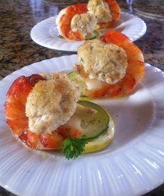 stuffed shrimp #kitchencray