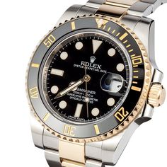 Rolex Submariner Black Dial Ceramic Bezel At Bob's Watches