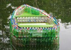 LINDEVROUWSWEB: Recycle Plastic Flessen