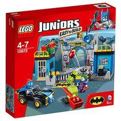 LEGO® Juniors Batman Defend The Batcave 10672 – Target Australia