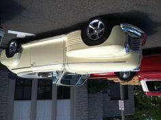 Back to the Bricks, Flint, MI. 1941 Pontiac Silver Streak Convertible