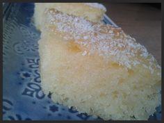 Dit is een heerlijke, beetje natte cake met griesmeel en yoghurt, overgoten met een siroop. Ik heb voor de siroop echt maar een gedeelte va...