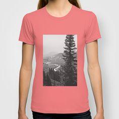 River through the Mountains T-shirt