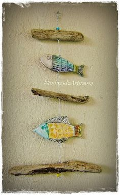 handmade art: SUMMER CLAY CRAFTS - PART 1