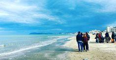 beach #riccione2016 #riccione #igersriccione #turismoemiliaromagna #turismoER #promoguidaemiliaromagna #landscape  #emiliaromagna #romagna by blue_and_me_