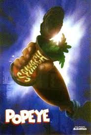The reason i ever ate spinach!! POPEYE my childhood FAV??!!