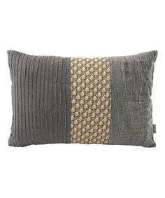Look what I found on #zulily! 'Be Home' Bolster Throw Pillow #zulilyfinds