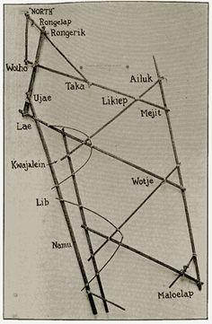 carte de navigation polynésienne #8
