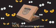 Order now and get flat 10% discount on your custom donut boxes. book your order at 888-851-0765 or get a free custom quote. Custom Packaging, Box Packaging, Custom Boxes, Donuts, Prints, Frost Donuts, Beignets, Printmaking