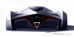Design Story- Mazda Furai Concept