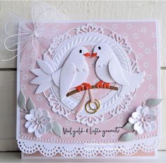 Marianne Design, November, Card Making, Christmas Ornaments, Create, Holiday Decor, How To Make, Wedding, Animals