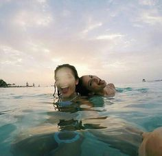 Imagen de summer, girl, and beach