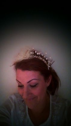 Pearly princess...