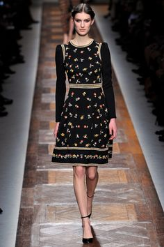 Valentino | Fall 2012-Winter 2013 #valentino #runway #fashion
