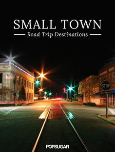 If you're looking for interesting, photogenic small towns, you've come to the right place! Here are 21 spots you should stop in, snap lots of pics in, and brag to all your loved ones about. Because these are downright awesome.