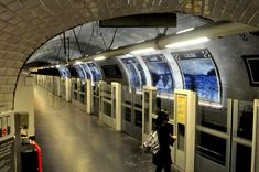 From glass bead structures to submarines, we look at the 10 most beautiful and quirky Parisian metro stations. Louvre Pyramid, Night Walkers, Famous Sculptures, Metro Subway, Latin Quarter, Paris Metro, France Art, French History, Building Art