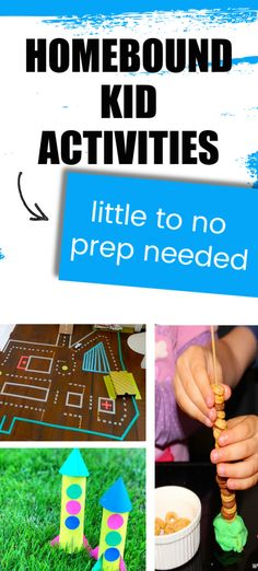 Indoor kids activities for when you are stuck at home. These activities use items normally found at home. Let& keep our kids occupied. Kids Activities At Home, Toddler Learning Activities, Fun Activities For Kids, Easy Crafts For Kids, Infant Activities, Kids Learning, Kindergarten Activities, Outdoor Fun For Kids, Business For Kids