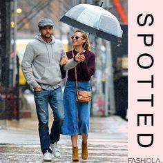 Look inspiration Joshua Jackson & Diane Kruger! Un couple à la pointe de la mode. #vêtementsHomme #modefemme