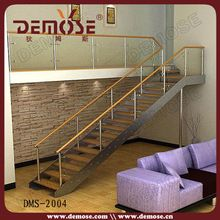 stair decking/external metal stair/steel stair component