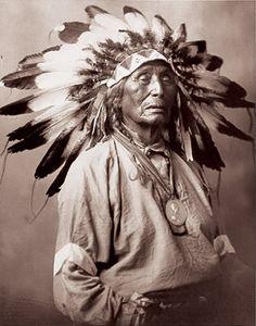 Chief Red Arrow (Lakota)