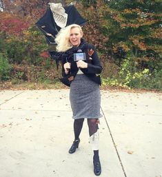 Weather Reporter Caught In A Hurricane. No Real Wind Involved.