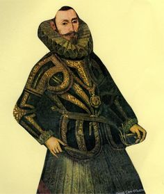 O'Sullivan Beare (1600's..) Story at the link