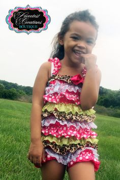 Check out our website and then add us on facebook.  http://sweetestcreationsboutique.com/