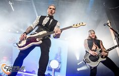 McBusted Tour 2015 Bournemouth International Centre.