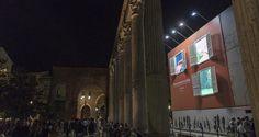 #AirBnB #billboard #Mokeup #ledwall #OOH #Milano #UrbanVision #Addendo