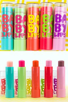 Maybelline- Baby Lips