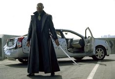 Morpheus From The Matrix Makes Kia's Super Bowl Ad Super Cool! Hit the link to see... #SuperBowlAds #Kia #TheMatrix