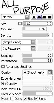 Mutli purpose brush ~  [http://ptsbrushes.tumblr.com/post/64686432418/xoves-i-wanted-to-make-an-all-purpose-brush]