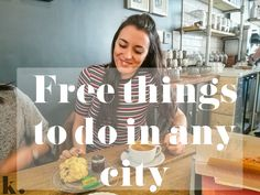 On holiday or travelling on a budget? Or just bored and looking to do something over the weekend. Check out my guide on things to do for completely free in ANY city!