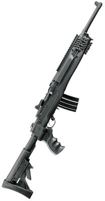 Ruger® Mini-14® Rifle with ATI Folding/Collapsible Stock $679.95