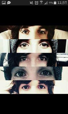 Olivers Sykes Eyes