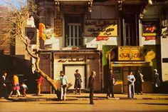 """Cairo, 1973"" by Harry Callahan"