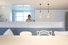세아이와 함께 하는 공간 _ 넓게, 수납 많이, 공평하게 위치: 강남구 대치동 미도아파트주거 형태 : ... Ceiling Lights, Interior, Home Decor, House, Decoration Home, Indoor, Room Decor, Interiors, Outdoor Ceiling Lights