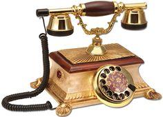 Antika telefonlar Vintage Telephone, Landline Phone, Retro Vintage, Phones, Christmas Gifts, Google, Xmas Gifts, Antique Phone, Christmas Presents