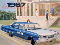 1967 Dodge Polara Police Car ★。☆。JpM ENTERTAINMENT ☆。★。
