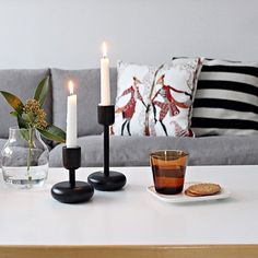 Official dealer of Olson and Baker - The roots of Iittala date back to 1881 when a glass factory was established in a village of the same name in southern Finland. Save Instagram Photos, Instagram Posts, Work Images, Best Candles, Marimekko, Table Desk, Decorative Objects, Candlesticks, Home Accessories