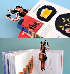 Magnetic Photo Bookmark by Photojojo